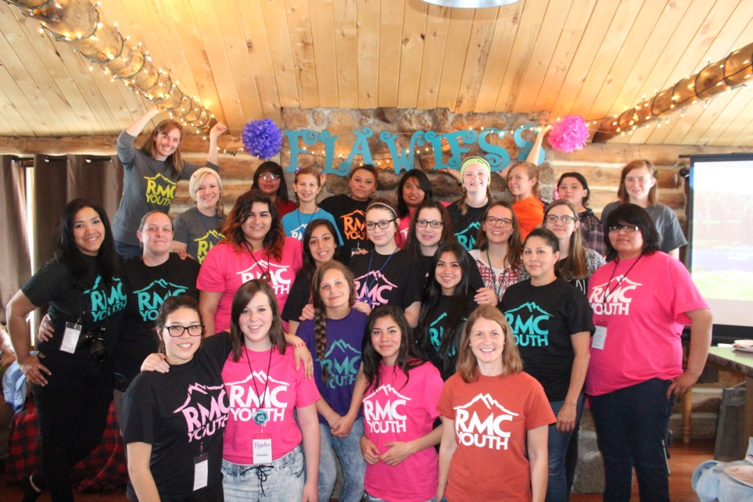 RMC Teen Girls Retreat April 2016