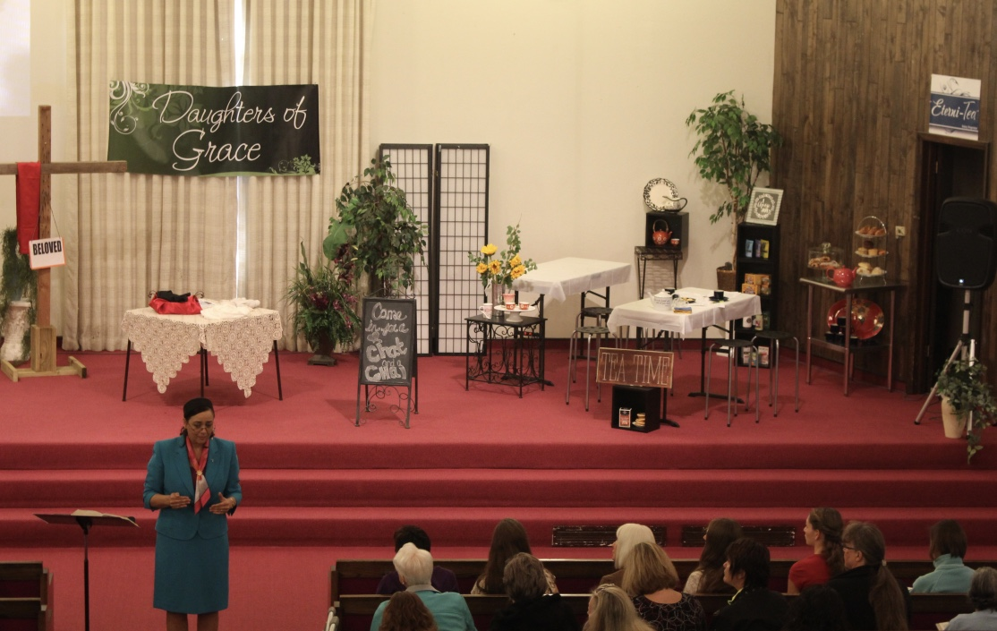 Women's Ministry September 2016